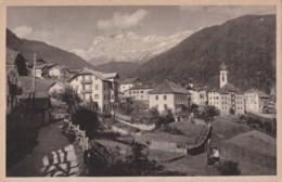 AP07 Welschnoven Mit Rosengarten An Der Dolomitenstrasse, Sudtirol - Italy