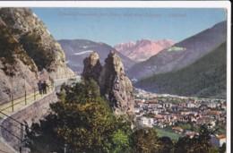 AP07 Oswald Promenade Mit Bozen Und Dem Latemar, Sudtirol - Bolzano (Bozen)