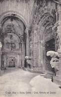 AP07 Trogir, Ulaz U Stolnu Crkvu, Trau, Entrata Nel Duomo - Croatia
