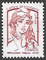 FRANCE  N° 5016 OBLITERE - 2013-... Marianne (Ciappa-Kawena)