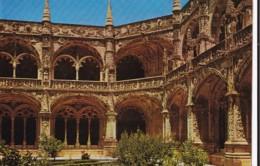 AL26 Lisboa, Claustro Do Mosteiro Dos Jeronimos - Lisboa