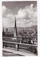 AL26 Zurich, Blick Von Den Hochschulen - RPPC - ZH Zurich