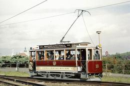 Plzeň (République Tchèque)  Tramway De Plzeň - 06/2009 – Tramway Historique N°18 - Tramways