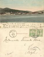 Romania, ORȘOVA, Panorama From The Danube, Donau (1907) Postcard - Roemenië