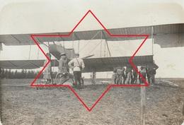 Photo 1915 ARRACOURT - Un Avion Allemand Ago C1 ??, Aviation (A216, Ww1, Wk 1) - 1914-1918: 1a Guerra