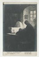 Salon De Paris 1911 - L. Désiré Lucas, Le Berceau Vide  ( 2 Scans ) - Pintura & Cuadros