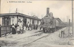 Blonville Sur Mer La Gare - France