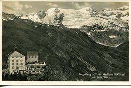 Engelberg - Hotel Trübsee Mit Titlis  (007605) - OW Obwalden