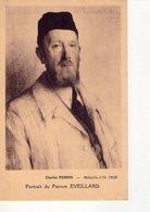 CPA  -  DIVERS  86 - PORTRAIT DU PEINTRE EVEILLARD - CHARLES PERRON - - Peintures & Tableaux