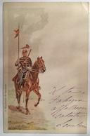 30013 Regimento De Lanciers - History