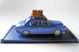 Voiture TINTIN  Réf 2 118 035 A – Le Taxi De Moulinsart Des Bijoux De La Castafiore (Peugeot 403 1960) - Cars & 4-wheels