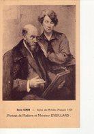 CPA  -  DIVERS  87 - PORTRAIT DE MADAME ET MONSIEUR EVEILLARD - EMILE SIMON - - Peintures & Tableaux