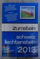 Catalogue Suisse De Timbres Postes De 2013 - Zwitserland