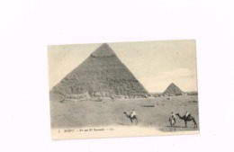2nd And 3d Pyramids. - Pyramids
