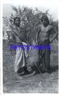 125421 ARGENTINA CHACO COSTUMES NATIVE CAZADORES HUNTER PHOTO NO POSTAL POSTCARD - Fotografie