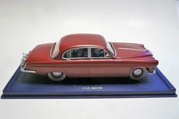 Voiture TINTIN  Réf 2 118 040 A – La Jaguar Du Docteur Müller De L'ile Noire (1956) - ( Jaguar MkX Années 60) - Voitures, Camions, Bus