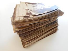 ALSACE, INGWILLER, GROS LOT DE PHOTOGRAPHIES ANCIENNES D'UNE FAMILLE D'INGWILLER ET ENVIRONS, CARTES PHOTO, BAS RHIN - Albums & Collections