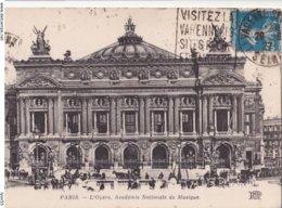 Paris L'Opéra Académie Nationale De Musique - France