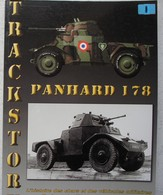Livre FR/GB Track Story AMD Panhard 178 Char Français Automitrailleuse Armored Car Reconnaissance Tank 1940 Panzer - Livres, BD, Revues