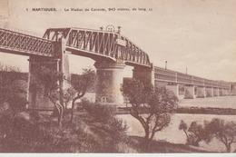 C. P. A. - MARTIGUES - LE VIADUC DE CARONTE - 1 - LEVY & NEURDEIN - Martigues