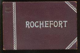 ROCHEFORT- ALBUM DE 12 VUES -  FORMAT 14.5 X 9.5 CM - Vieux Papiers