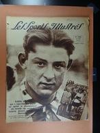 Les Sports Illustrés 1934 N°696 Kaers Svherens Herve Wierinckx Corthout Liège La Gantoise Malines - Deportes