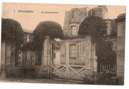 MONTATAIRE LA GENDARMERIE - Montataire