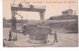 MILITARIA(LE CREUSOT) - Guerra 1914-18