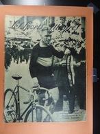 Les Sports Illustrés 1934 N°697 Hamerlinck Scherens Magne Bruges - Deportes