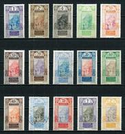 Guinea (Francesa) Nº 63/70-72/8 Nuevo* Cat.20,90€ - Nuevos