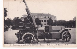MILITARIA(SUIPPES) - Guerra 1914-18
