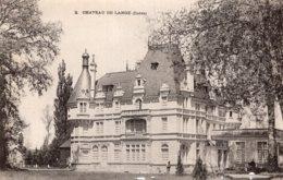 4739 Cpa Château De Langé - Frankreich