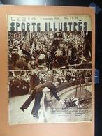 Les Sports Illustrés 1934 N°698 Scherens Kaers Union Gand Blankenberghe Scheut Pierre Charles Et Roth - Sport