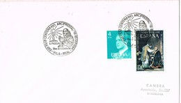 34860. Carta VILLAREAL, VILA-REAL (Castellon) 1984. SAN PASCUAL, Centenario Arciprestal - 1931-Hoy: 2ª República - ... Juan Carlos I