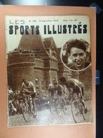 Les Sports Illustrés 1934 N°700 Wierinckx Sottegem  Coppieters Gordon-Bennet Lierse Union Daring Berchem Alost - Deportes