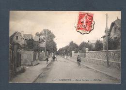 95  -  EAUBONNE        N° 334   RUE DE LA GARE  - - Eaubonne