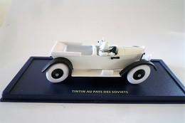 Voiture TINTIN – 1 Iere  Edition Atlas - Réf 2 118 050 A – La Mercedes Torpedo De Tintin Au Pays Des Soviets (1930) - - Voitures, Camions, Bus