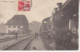 VALLORBE - La Gare ( ETAT ) - VD Waadt
