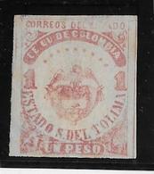 Colombie Tolima N°7 - Neuf Sans Gomme - Pelurage B/TB - Colombia