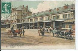 Macon-La Gare- - Macon