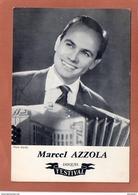 MARCEL AZZOLA  ACCORDEON - Entertainers