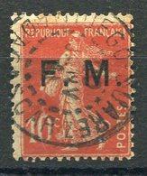 RC 14748 FRANCE FM N° 5 UTILISÉ A DIÉGO-SUAREZ / MADAGASCAR TB - Franchise Stamps