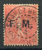 RC 14749 FRANCE FM N° 6 UTILISÉ A DIÉGO-SUAREZ / MADAGASCAR TB - Franchise Stamps