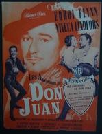 Dossier De Presse De Les Aventures De Don Juan - Fanartikel