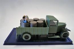 Voiture TINTIN – 1 Iere  Edition Atlas - Réf 2 118 053 A – Le Camion D'opium Du Lotus Bleu (1946) -  (divers Modèles 193 - Voitures, Camions, Bus