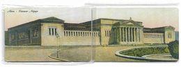 Greece - Zappeion Puzzle Set Of 2, Parthenon Expo 12.2001, 1.500ex, NSB - Griechenland
