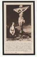 Décès Eugène FRAPPART Estinnes-au-Mont 1848 - 1915 - Images Religieuses