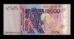 # # # Banknote Burkina Faso 10.000 Francs 2003 UNC # # # - Burkina Faso