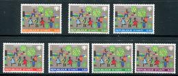 Haiti  SC# 721-2, C483-6  Complete Set MNH - Haiti
