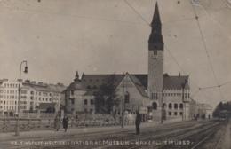 AK - Finnland - Helsinki - Ortsansicht Nationalmuseum - Kanalismuseo - Finnland